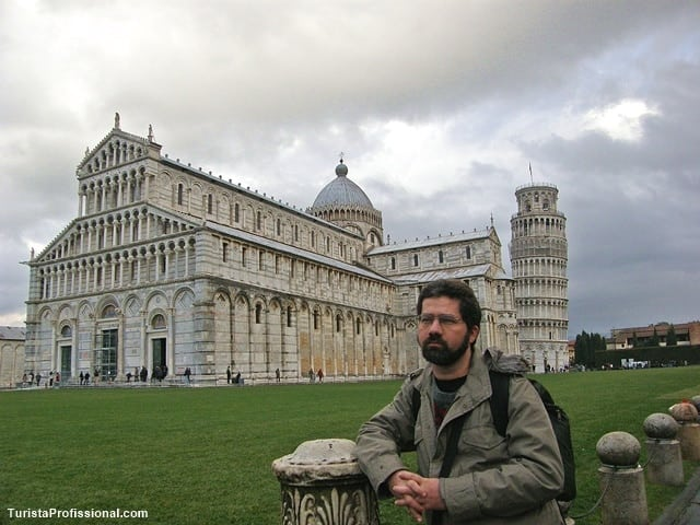 dicas da italia - Passeando por Pisa, Itália