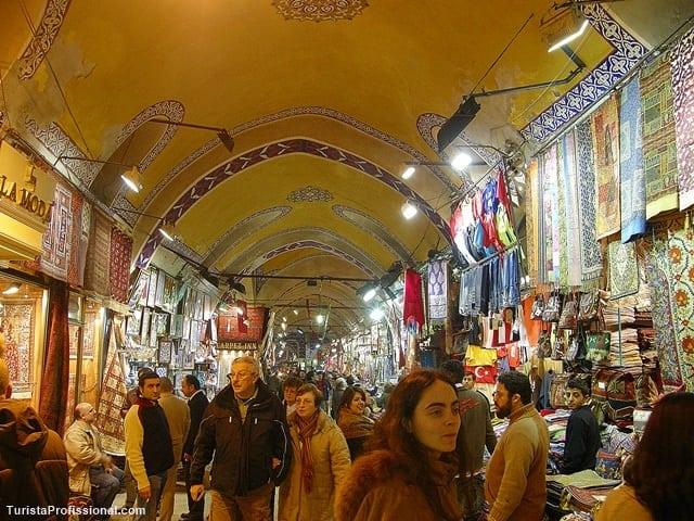 grand bazar instambul - Roteiro de um dia em Istambul