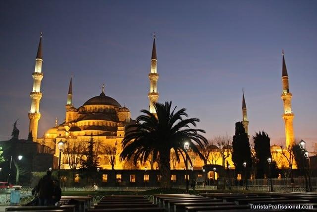 roteiro de um dia em Istambul