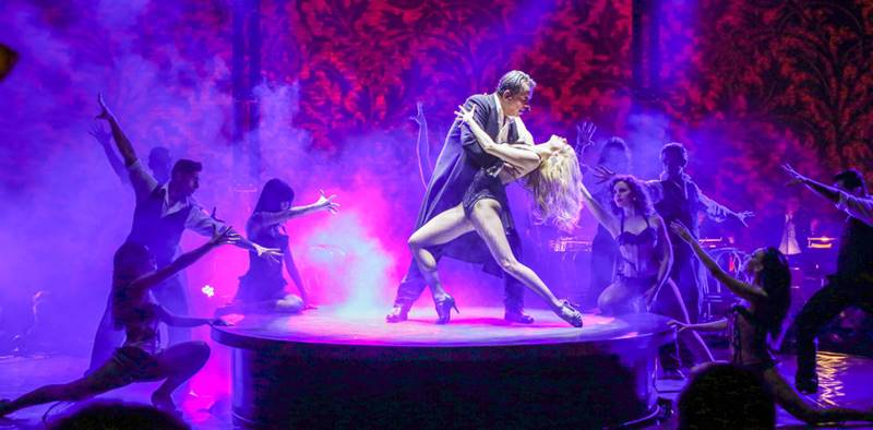 show de tango em buenos aires - Show de Tango em Buenos Aires