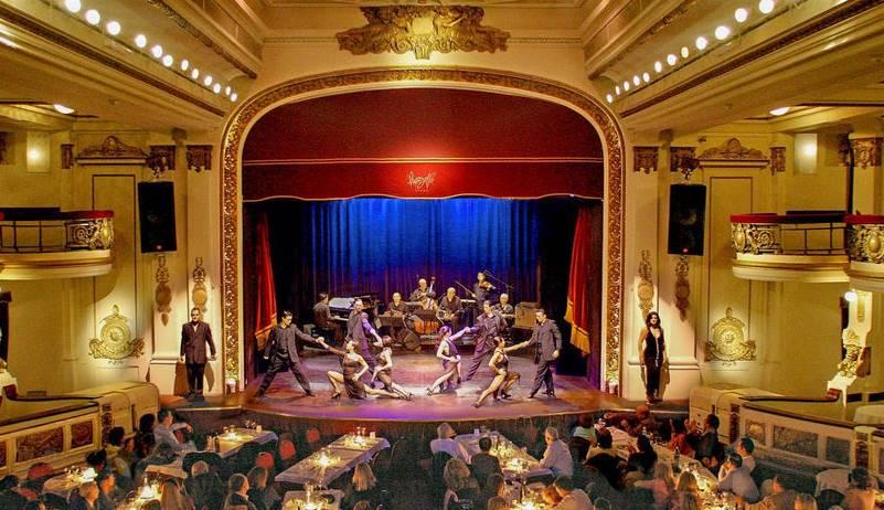 tango em buenos aires - Show de Tango em Buenos Aires