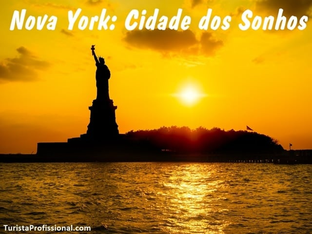 NY cidade dos sonhos - Dicas para curtir o verão em Nova York