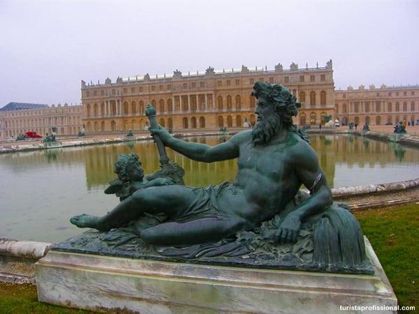 Paris dicas - Como chegar ao Palácio de Versalhes