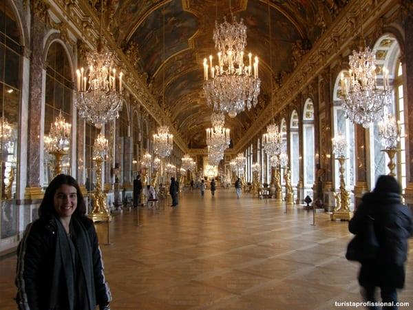 dicas de Paris - Como chegar ao Palácio de Versalhes