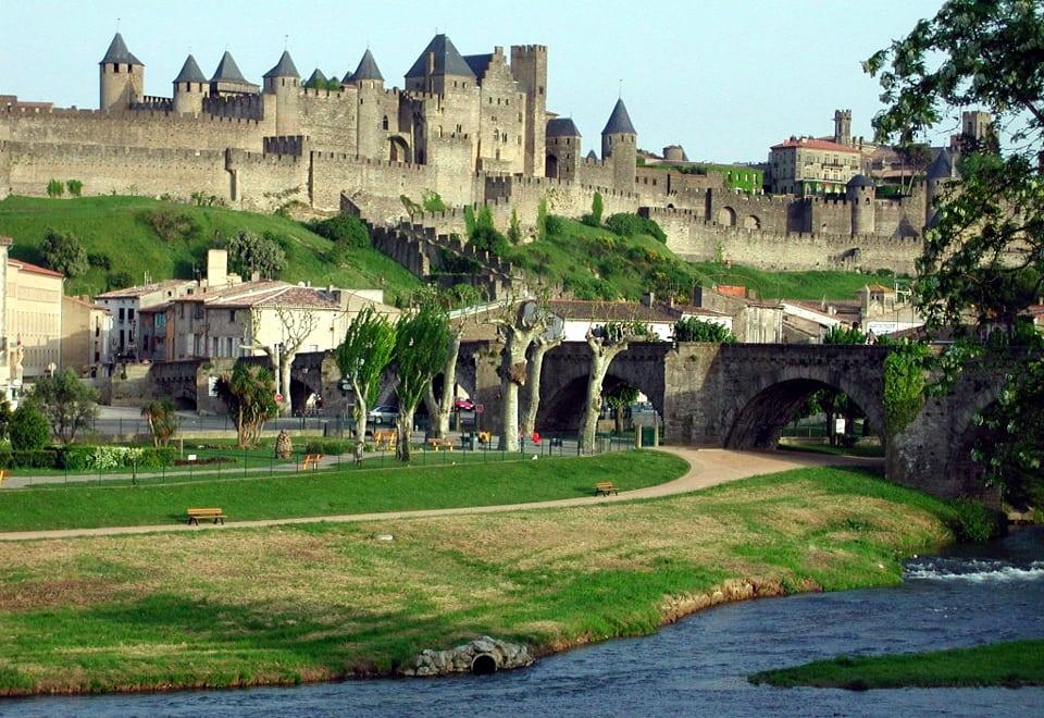 Carcassonne - Carcassone: como chegar e o que fazer lá!