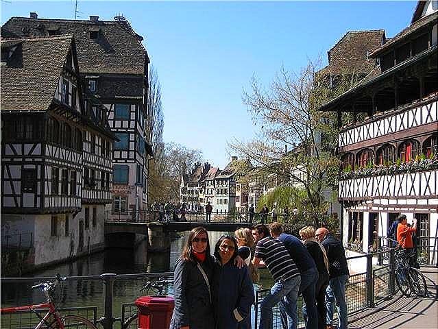 o que visitar em Strasbourg