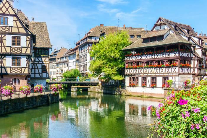 strasbourg - Sugestões de bate-volta a partir de Paris