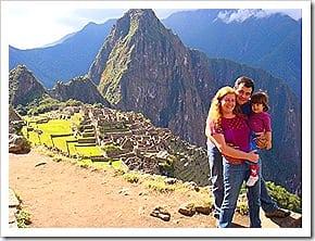 famliatrololemmachupicchu1 - Peru: de Machu Picchu ao El Rocoto, uma delícia de viagem!