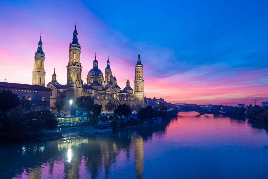 zaragoza espanha 1 - O que fazer em Zaragoza, Espanha