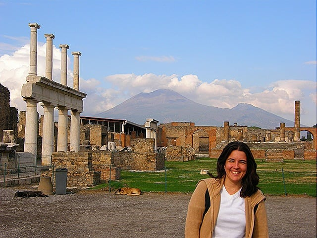 03 Pompéia 13 - Roteiro de 1 dia em Pompeia e Herculano