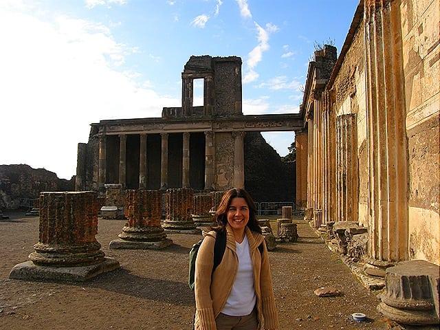 03 Pompéia 3 - Roteiro de 1 dia em Pompeia e Herculano