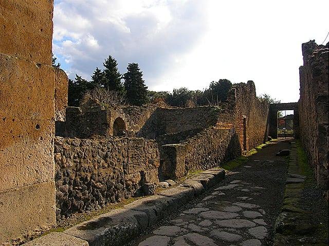 03 Pompéia 321 - Roteiro de 1 dia em Pompeia e Herculano