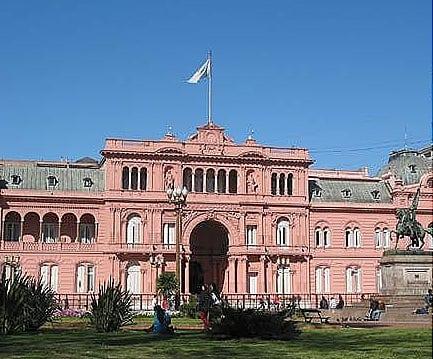 casarosada1 - Roteiro de 3 dias em Buenos Aires: dia 1