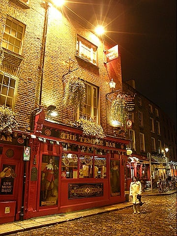 pubs irlandeses