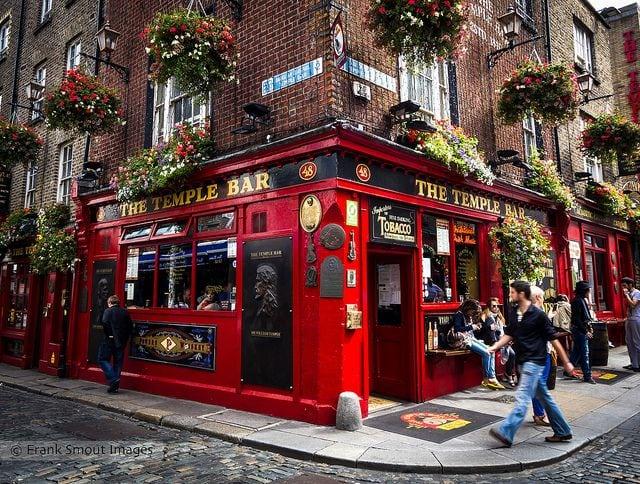 pub - O caminho dos PUBs irlandeses em Dublin