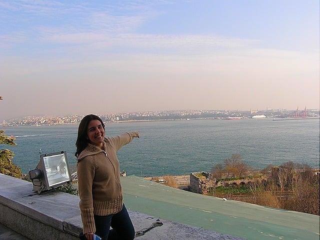Palácio Topkapi em Istambul