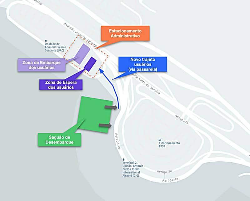 como sair do galeao de uber - Como sair do Galeão - o Aeroporto Internacional do Rio de Janeiro