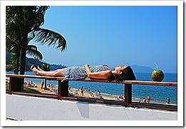 DSC 0510 thumb - Visitando o Club Med Rio das Pedras