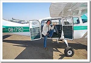 DSC 0149 thumb - Como chegar as Linhas de Nasca – Peru