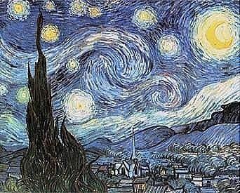 noite estrelada vangogh 02 e1480872556916 - Visitando o MoMA em Nova York