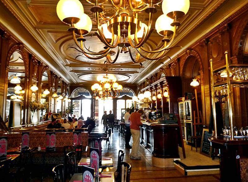 cafe de la paix - Os 10 melhores cafés em Paris