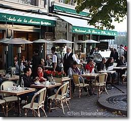 melhores cafés de Paris