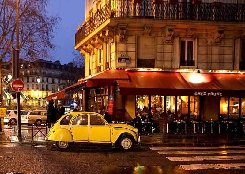 chez prune paris - Os 10 melhores cafés em Paris