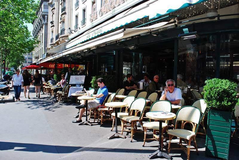 le select paris cafe - Os 10 melhores cafés em Paris