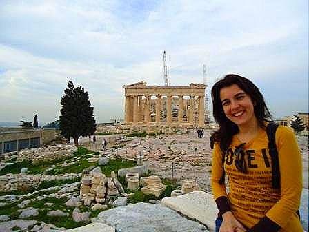 167249 188222681198433 100000321087776 541371 4667480 n - Chegando em Atenas no dia da greve geral de transportes