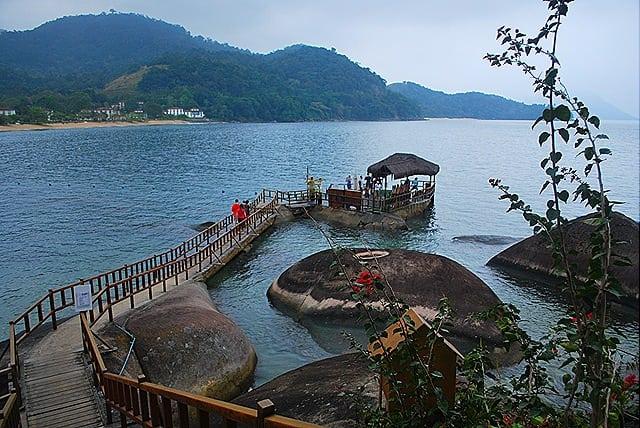 DSC 0323 - Visitando o Club Med Rio das Pedras