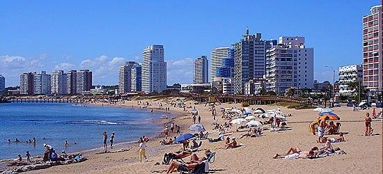 vista panoramica - O que fazer e visitar em Punta del Este – Uruguai