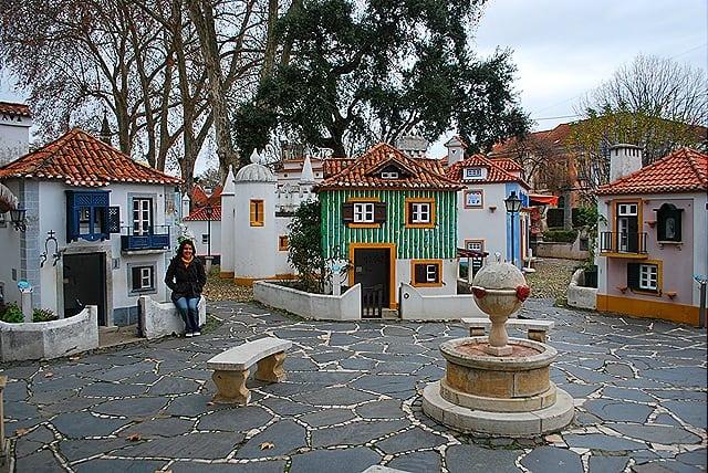 """DSC 0163 - Visitando o """"Portugal dos Pequenitos"""" em Coimbra"""