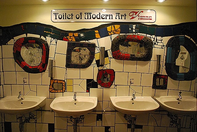 Vienadia1206 - Banheiros públicos em Viena: você tem que conhecer!