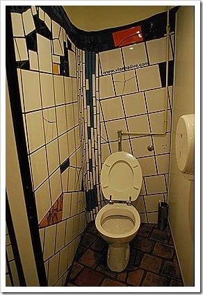 Banheiros públicos em Viena
