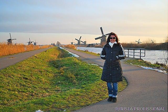 Holanda Moinhos