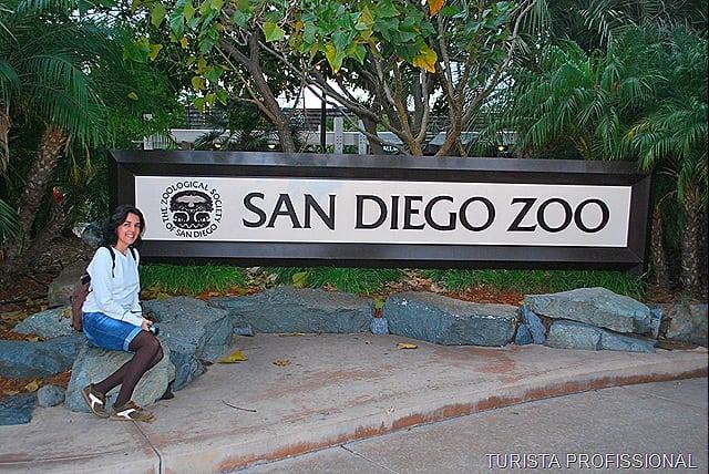 Visitando o Zoológico de San Diego