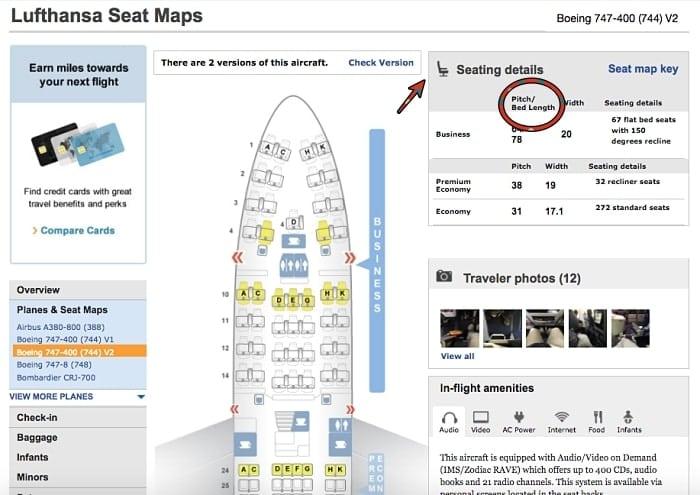como usar o seatguru - SeatGuru: como escolher o melhor assento do avião