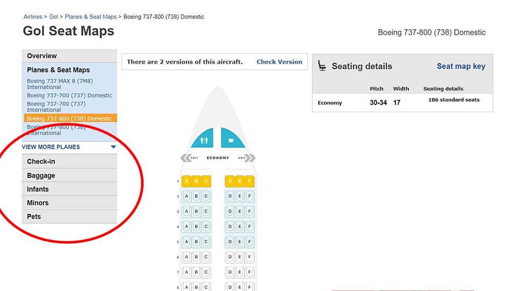 seat guru aviao - Seat Guru: como escolher o melhor assento do avião