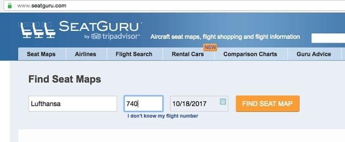 seatguro dicas - SeatGuru: como escolher o melhor assento do avião