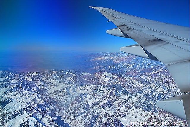 ChileeBsAs - Como sair do aeroporto de Santiago do Chile