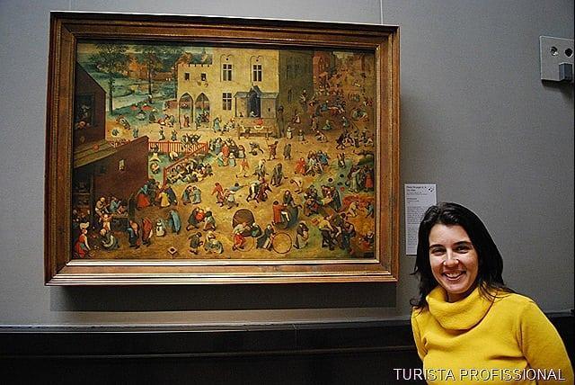 Museu de História da Arte em Viena