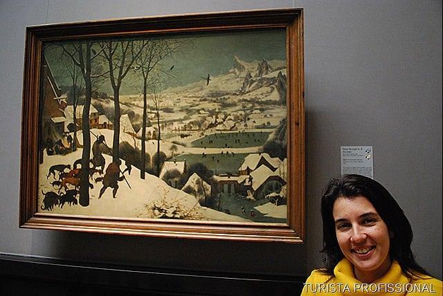 DSC 0131 - Visitando o Museu de História da Arte em Viena