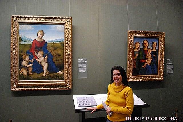 DSC 0143 - Visitando o Museu de História da Arte em Viena