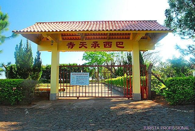 DSC 02611 - Um templo budista e uma mesquita: conhecendo uma Foz do Iguaçu multicultural