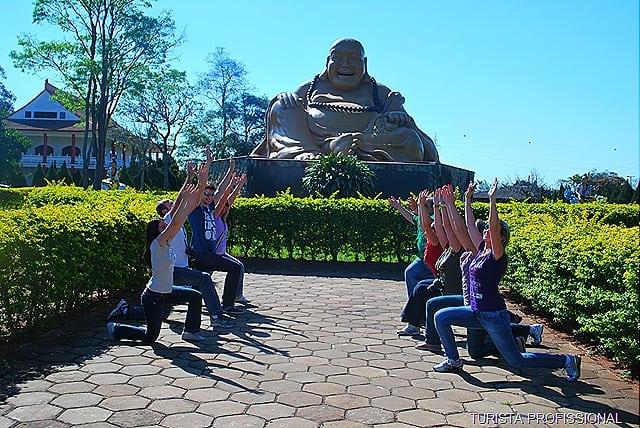 DSC 02661 - Um templo budista e uma mesquita: conhecendo uma Foz do Iguaçu multicultural