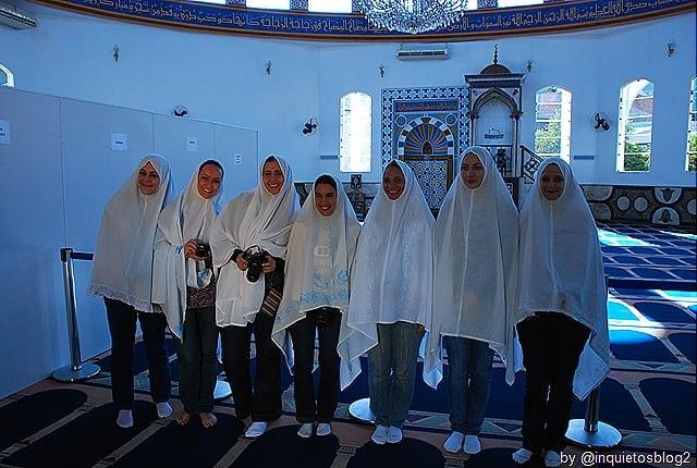 DSC 0778 - Um templo budista e uma mesquita: conhecendo uma Foz do Iguaçu multicultural