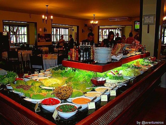 BlogTurFoz183 1 - Onde comer em Foz do Iguaçu e arredores