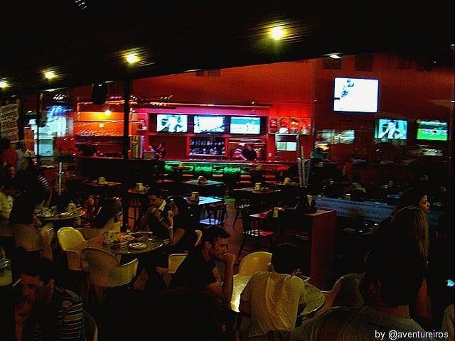 bares em Foz do Iguaçu