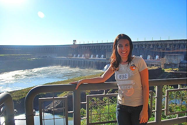 DSC 0323 1 - Visitando a Itaipu Binacional