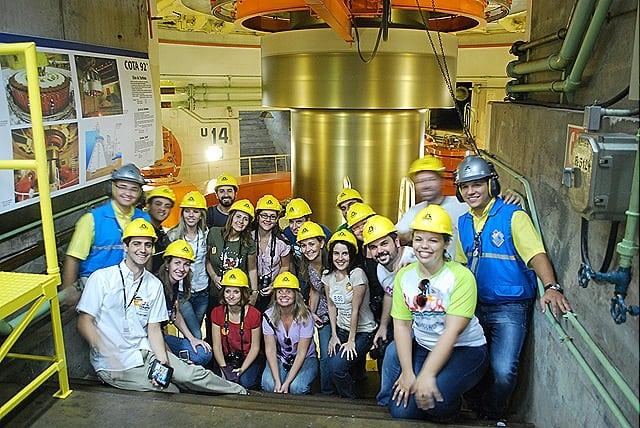 DSC 04481 - Visitando a Itaipu Binacional